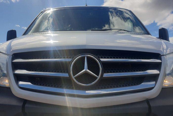 2016 Mercedes Benz Sprinter GREY