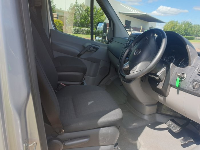 2016 Mercedes Benz Sprinter GREY