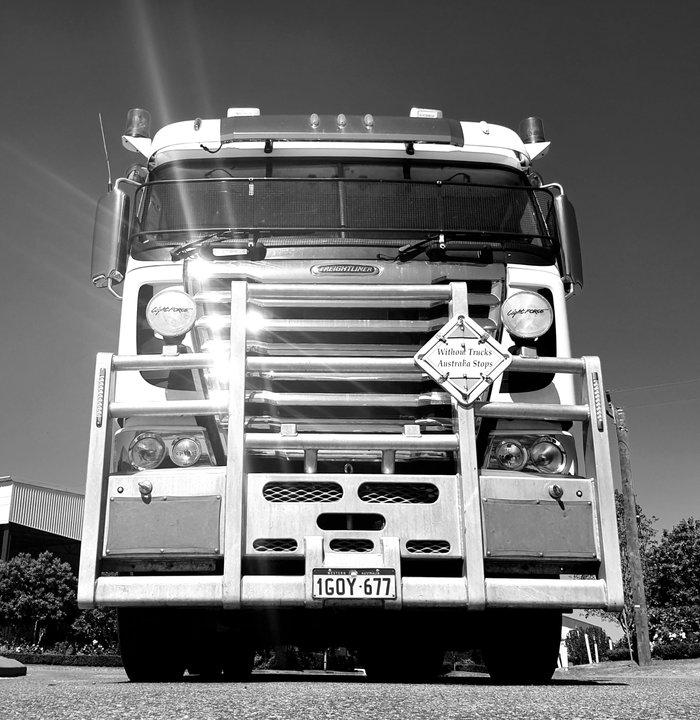 2014 Freightliner Argosy WHITE