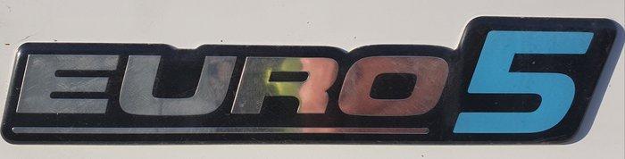 2012 Hino GT 1322-500 Series WHITE