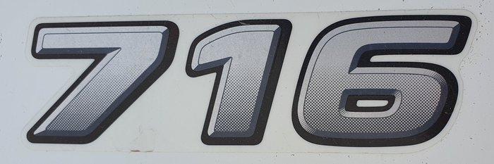 2013 Hino 716 - 300 Series Hybrid HKTQSQ3