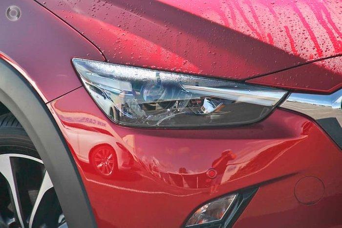 2019 Mazda CX-3 sTouring DK Red