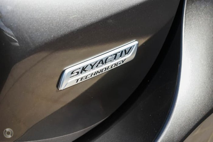 2019 Mazda 6 Sport GL Series Grey