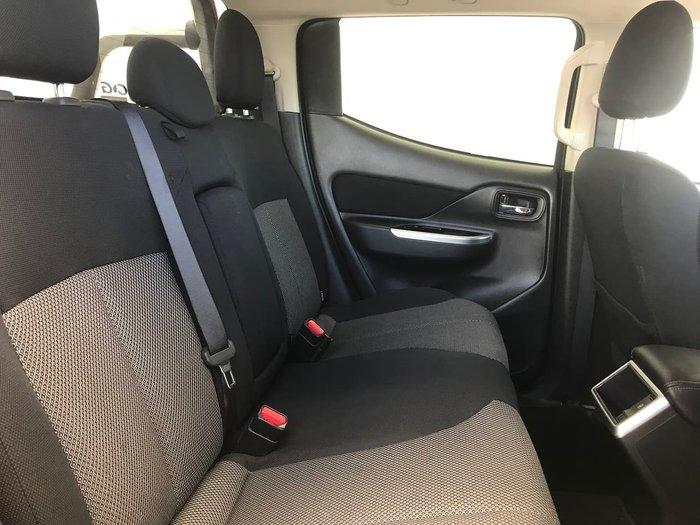 2018 Mitsubishi Triton GLS MR MY19 4X4 Dual Range Red