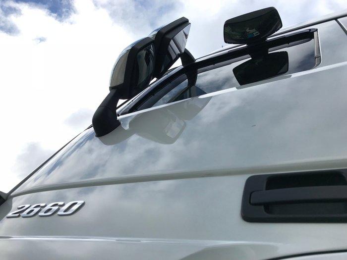 2014 Mercedes Benz 2660 Actros 6X4 PRIME MOVER WHITE