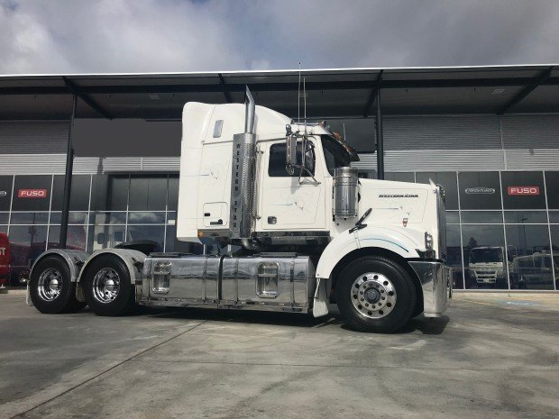 2012 Western Star 4864FX VIC RWC JUST COMPLETED WHITE