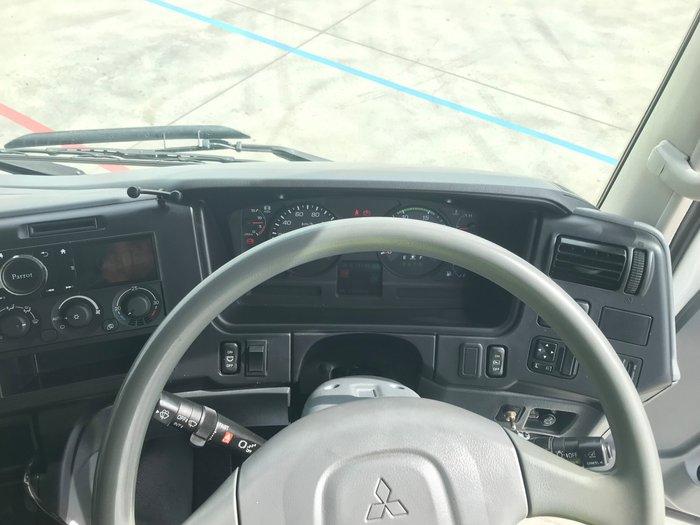 2012 Fuso FP 500 WHITE