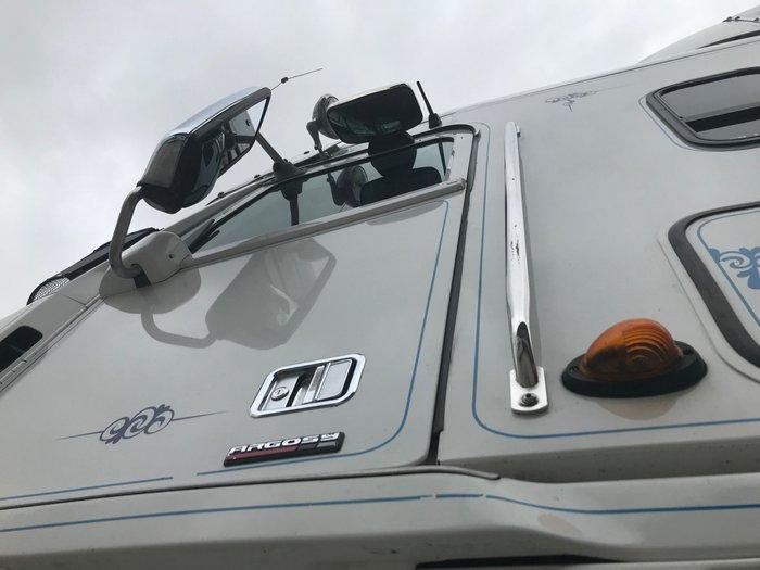 2013 Freightliner Argosy 101 Mid Roof WHITE