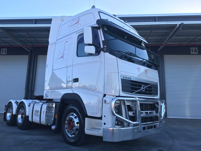 2012 Volvo FH540 GLOBETROTTER