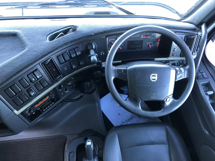 2012 Volvo FH540 GLOBETROTTER