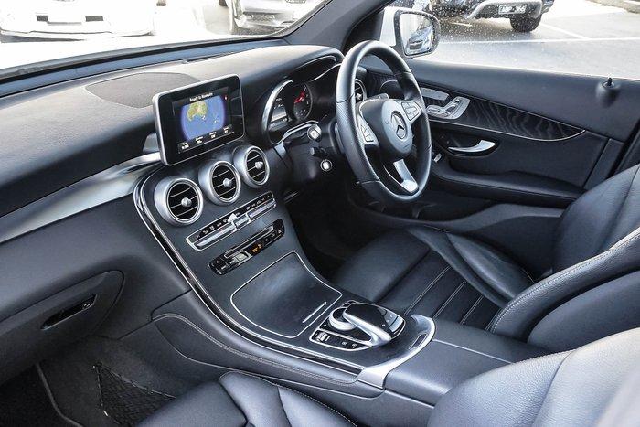 2016 Mercedes-Benz GLC-Class GLC250 X253 Four Wheel Drive White