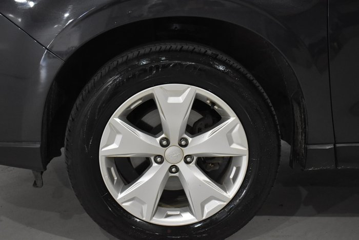 2014 Subaru Forester 2.0D S4 MY14 Four Wheel Drive Grey