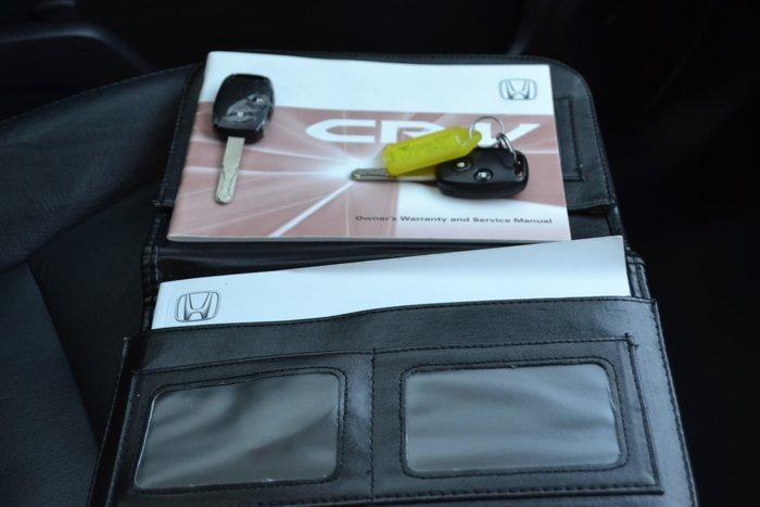 2012 Honda CR-V RE MY11 4X4 On Demand Grey