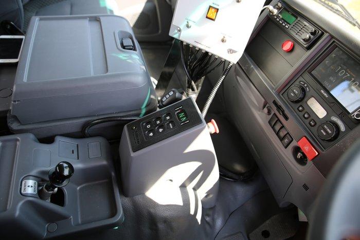 2019 Isuzu FVZ 260-300 AUTO MWB WATER CART