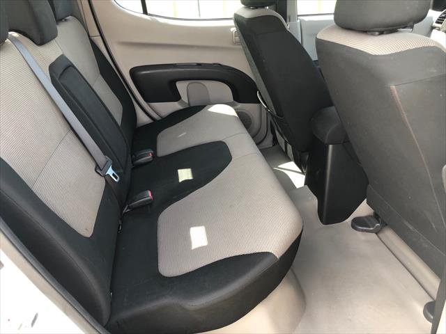 2014 Mitsubishi Triton GLX MN MY15 WHITE