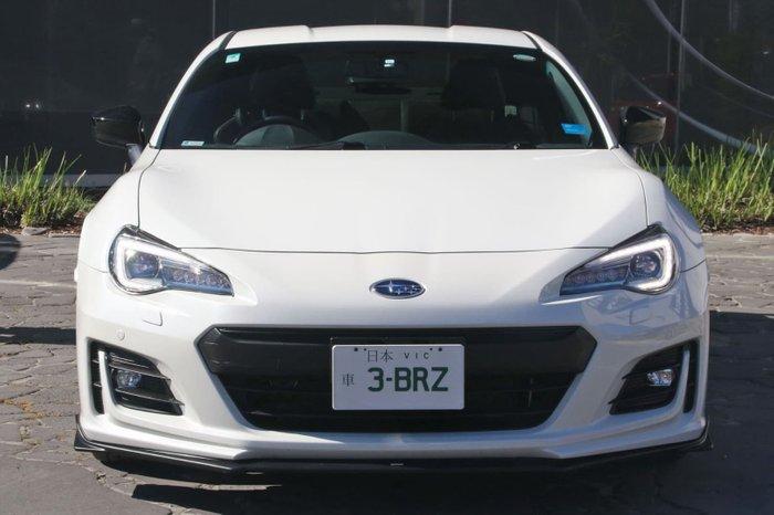 2017 Subaru BRZ Z1 MY17 White