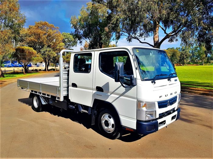 2019 FUSO CANTER 515 CREWCAB ACTIVE SAFETY & UNBELIEVABLE DEALS ON NOW null null null