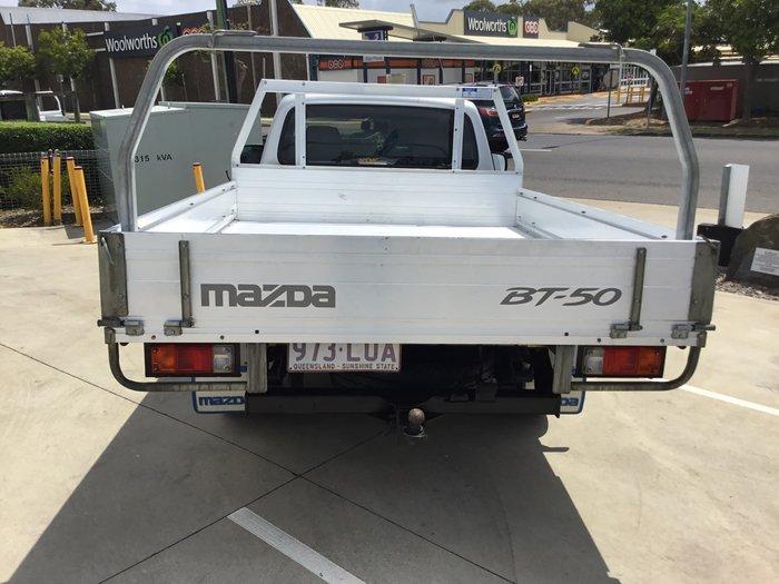 2009 Mazda BT-50 DX UN Silver