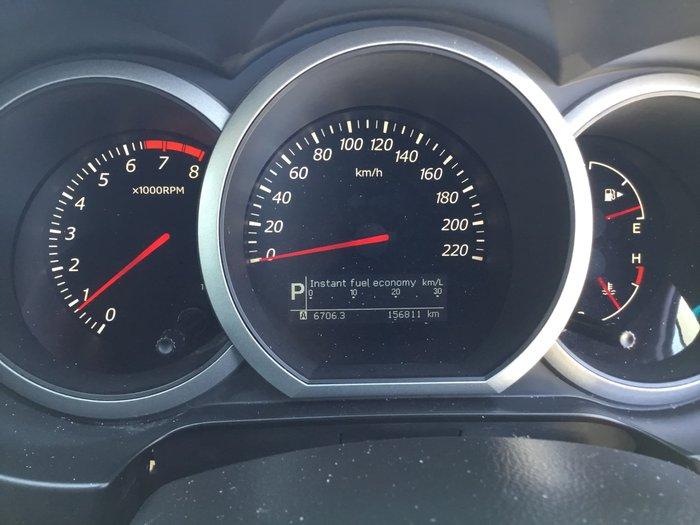 2011 Suzuki Grand Vitara Urban JB MY09 4X4 Dual Range Maroon