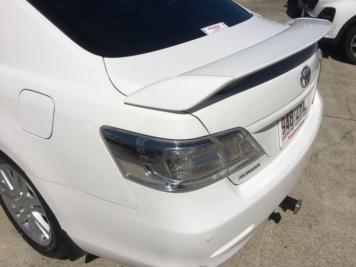 2010 Toyota Aurion AT-X GSV40R MY10 White