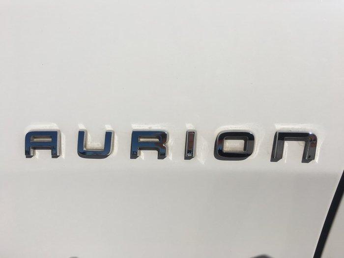 2010 Toyota Aurion AT-X GSV40R MY10 White