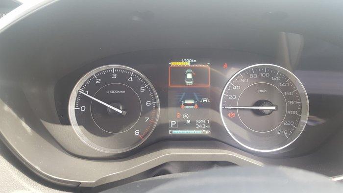 2019 Subaru Impreza 2.0i-S G5 MY19 Four Wheel Drive White