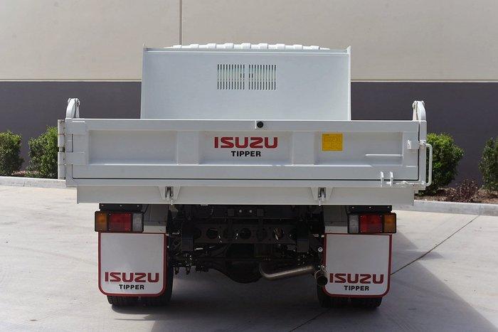 2018 Isuzu NPR 65/45-190 Factory Tipper White