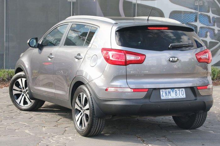 2013 Kia Sportage Platinum SL MY13 4X4 On Demand Grey