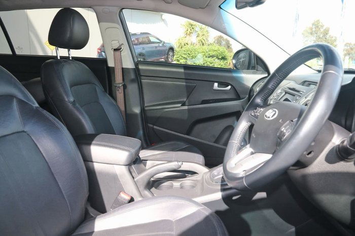 2013 Kia Sportage Platinum SL MY13 4X4 On Demand Grey