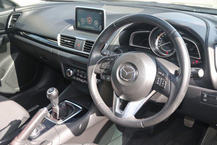 2015 Mazda 3 SP25 BM Series Bronze