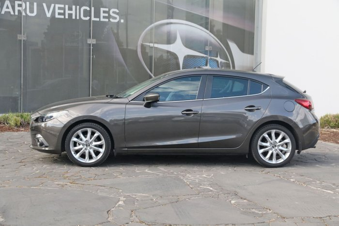 2015 Mazda 3 SP25 BM Series Bronze
