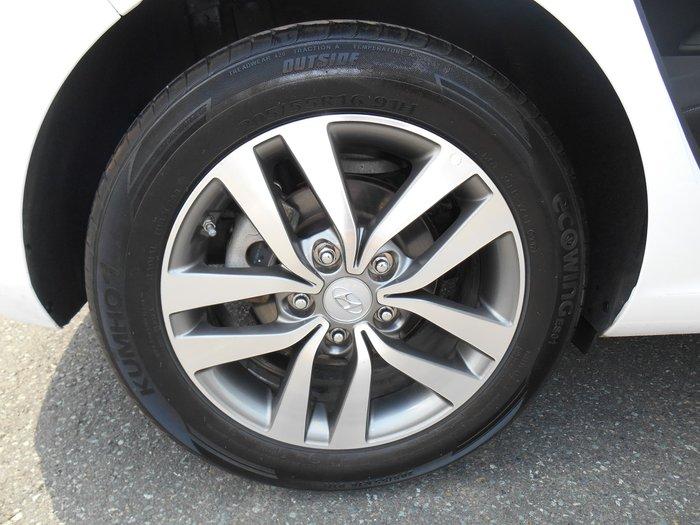 2017 Hyundai i30 Active PD MY18 White