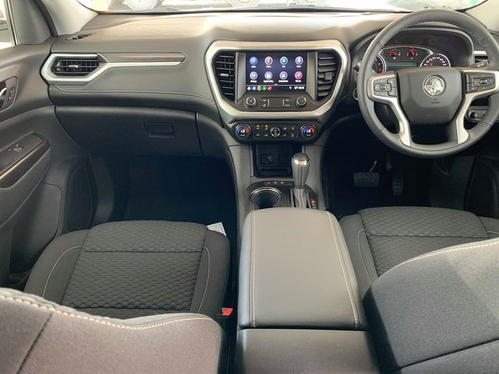 2019 Holden Acadia LT AC MY19 Summit White
