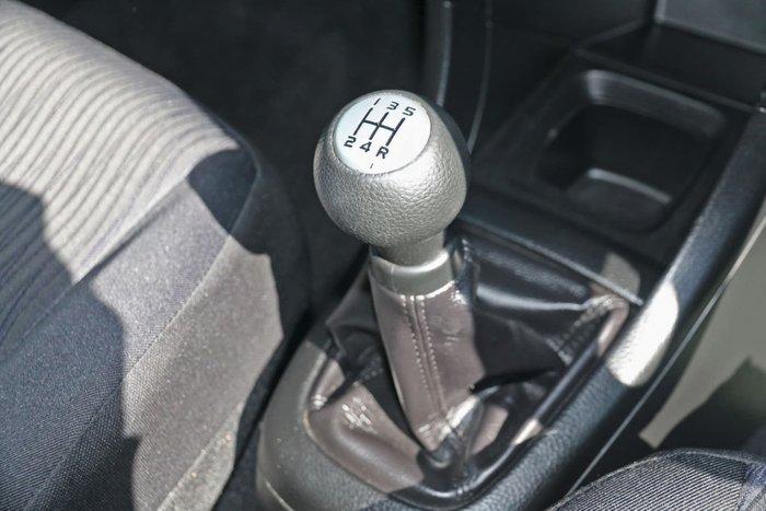 2013 Suzuki Swift GA FZ MY13 Grey
