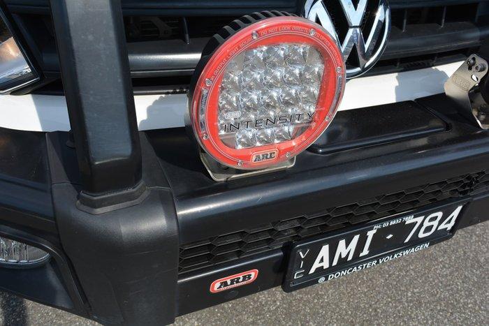 2017 Volkswagen Amarok TDI420 Core 2H MY17 4X4 Constant White