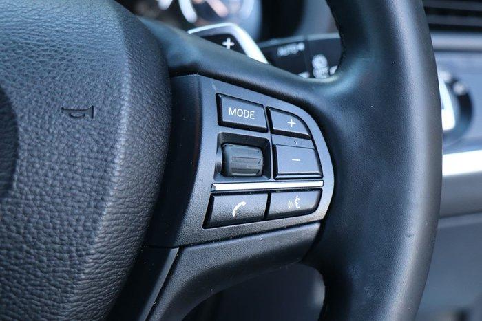 2015 BMW X3 xDrive20d F25 LCI 4X4 Constant Grey