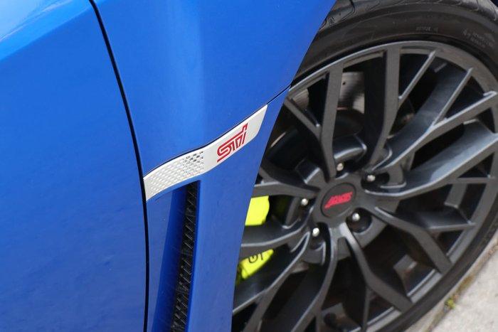 2017 Subaru WRX STI V1 MY18 Four Wheel Drive Blue