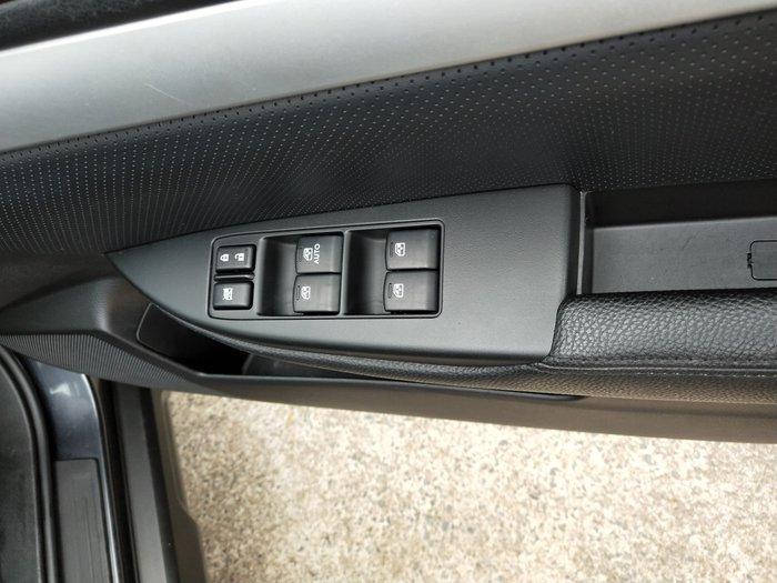 2013 Subaru Outback 2.0D Premium 4GEN MY13 Four Wheel Drive Grey