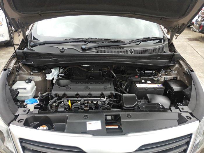2010 Kia Sportage Si SL Brown