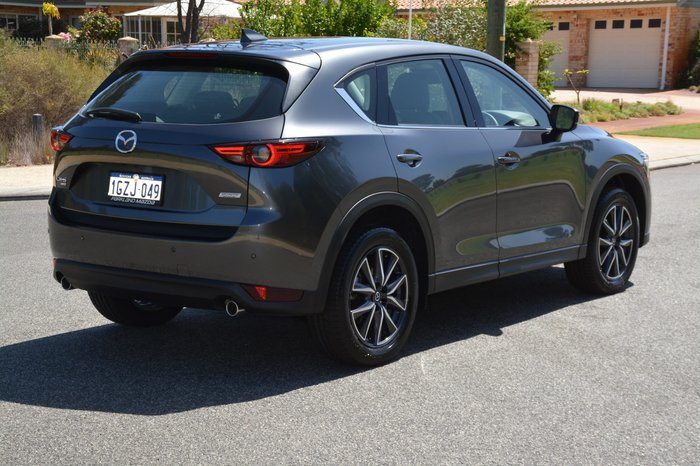 2019 Mazda CX-5 GT KF Series 4X4 On Demand Grey