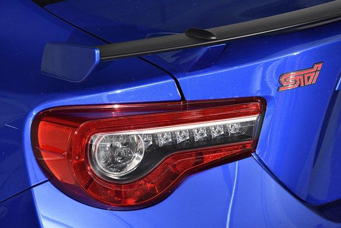 2019 Subaru BRZ Z1 MY20 Blue