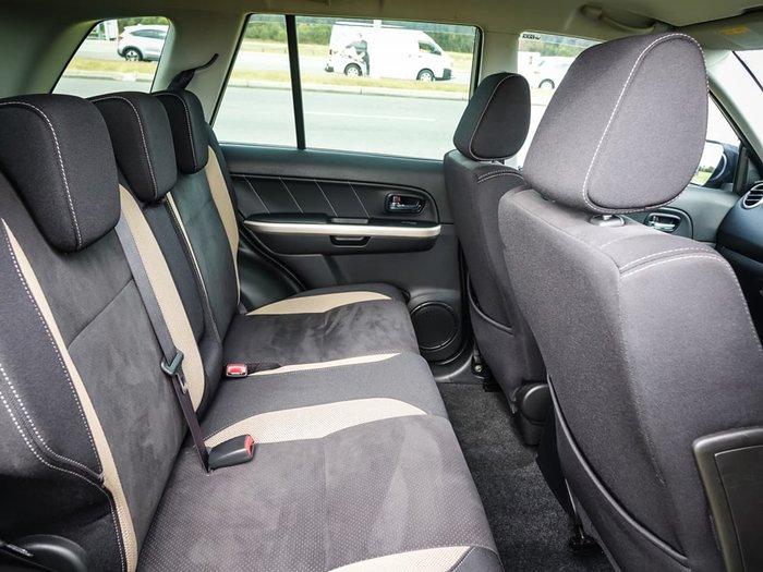 2016 Suzuki Grand Vitara Navigator JB Black