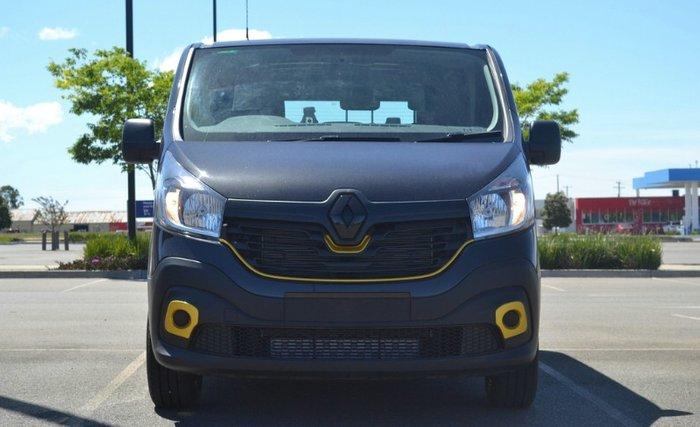 2018 Renault Trafic 85kW X82 BLACK