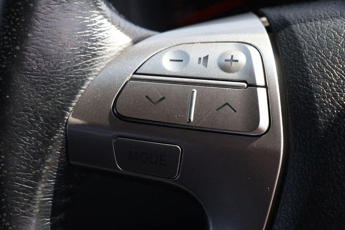 2015 Toyota Hilux SR5 KUN26R MY14 4X4 Dual Range Black