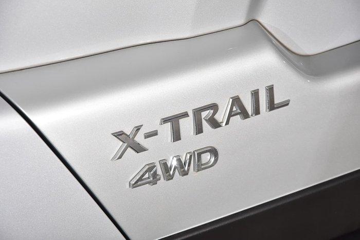2013 Nissan X-TRAIL ST T31 Series V 4X4 On Demand Silver