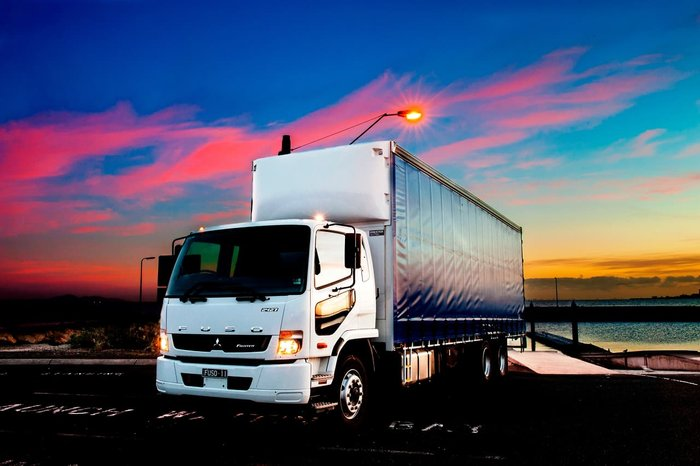 2019 FUSO FIGHTER 2427 AUTO TAUTLINER DEALS NOW ON FROM $514P/W*+ORC null null null