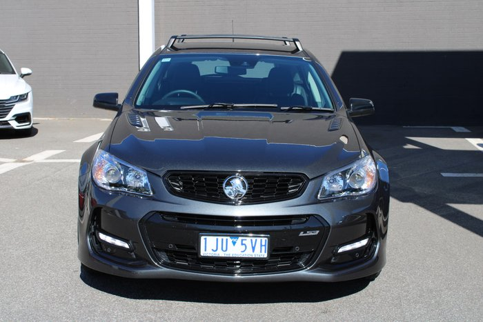 2017 Holden Commodore SS V Redline VF Series II MY17 Grey