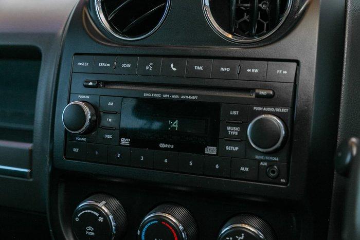 2010 Jeep Patriot Sport MK MY10 4X4 On Demand Black