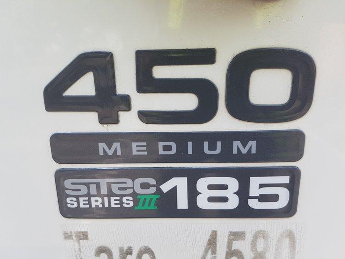 2013 Isuzu NQR 450 MEDIUM NH Arctic White