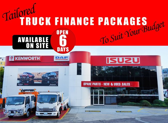 2013 Isuzu NQR 450 MEDIUM NH Arctic White